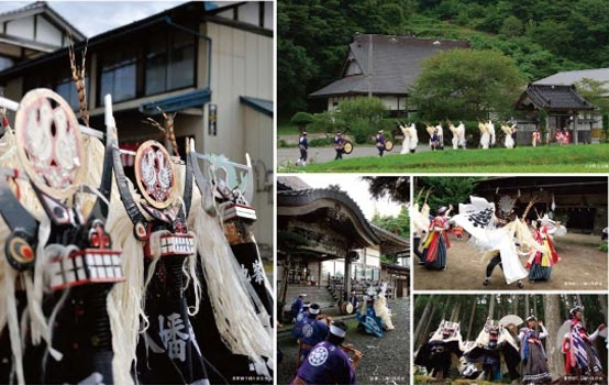 写真でわかる!遠野郷しし踊り大図鑑 - 掲載ページ1